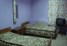 Северное Сияние | Воркута | река Воркута | парковка | Односпальная кровать в общем номере с 4 кроватями