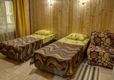 Малинка | Волгодонск | р. Дон | Бассейн | Улучшенный двухместный номер с 2 отдельными кроватями