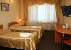 КУБАНЬ ПАНСИОНАТ | г. Кисловодск | Лечение | Wi-Fi | Разрешено с животными Стандарт двухместный (2 кровати)