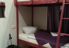 ХОСТЕЛ КАЛИНКА | м. Цветной бульвар Койко-место в общем двухместном номере для мужчин
