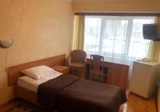 Мосуз Центр - Московско-узбекский гостинично-коммерческий центр Стандартный одноместный номер