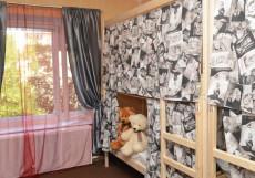 ТЕДДИ Хостел - TEDDY Hostel Койко-место в общем десятиместном номере для мужчин
