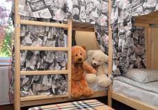 ТЕДДИ - TEDDY ХОСТЕЛ | м. Маяковская | Юридическая Академия Койко-место в общем восьмиместном номере для женщин