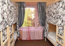 ТЕДДИ Хостел - TEDDY Hostel Койко-место в общем десятиместном номере для мужчин и женщин