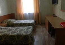 Катальпа | г. Волгодонск | Парк Победы | Парковка | Двухместный номер с 1 кроватью или 2 отдельными кроватями