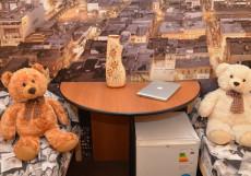ТЕДДИ - TEDDY ХОСТЕЛ | м. Маяковская | Юридическая Академия Двухместный с двумя отдельными кроватями
