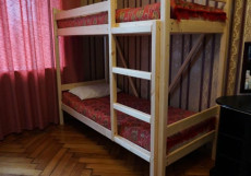 MOSCOW RIVER | м. Таганская Койко-место на двухъярусной кровати в общем номере для женщин