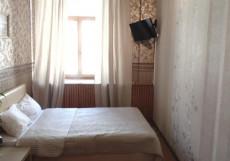 GALAXY HOTELl | м. Тверская Двухместный эконом-класса с одной кроватью и общей ванной комнатой