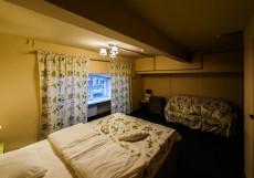 CROISSANT BAKERY AND HOTEL | м. Таганская | м. Павелецкая Двухместный с одной кроватью и собственной ванной комнатой