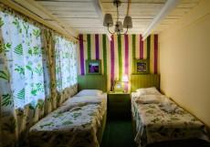 CROISSANT BAKERY AND HOTEL | м. Таганская | м. Павелецкая Двухместный с двумя отдельными кроватями и общей ванной комнатой