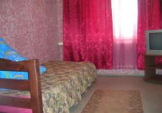 Дорожная | г. Энгельс | Набережная р. Саратовка | Сауна | Односпальная кровать в общем номере