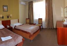 Бира | г. Биробиджан | Парк отдыха и культуры | Сауна | Двухместный номер Делюкс с 2 отдельными кроватями