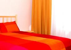 DELIGHT INN ПОЛЯНКА | м. Полянка Двухместный комфорт с одной кроватью и видом на сад