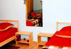 DELIGHT INN ПОЛЯНКА | м. Полянка Двухместный с двумя отдельными кроватями комфорт с диваном