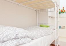 БАБУШКА ДОЛЛ | можно проживание с животными | м. Чистые пруды Стандартный двухместный с двумя отдельными кроватями и общей ванной комнатой