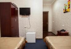 Айдана | г. Уральск | Мечеть | Караоке | Стандартный двухместный номер с 2 отдельными кроватями