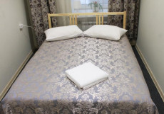 Hostel Sloboda на НОВОСЛОБОДСКОЙ | м. Менделеевская | Wi-Fi Бюджетный двухместный (1 кровать)
