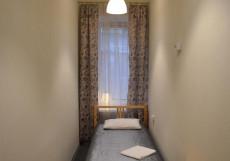 Hostel Sloboda на НОВОСЛОБОДСКОЙ | м. Менделеевская | Wi-Fi Эконом одноместный (общая ванная комната)