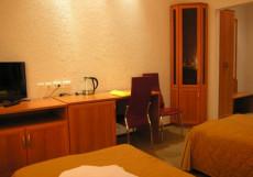 Орбита | г. Усинск | Вознесенская церковь | Парковка | Двухместный номер с 2 отдельными кроватями