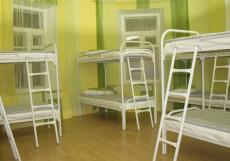 ХАУСТОН | м. Полянка Койко-место в общем номере с 12 кроватями