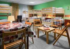 ХОСТЕЛ НА БЕЛОРУССКОМ   м. Белорусская Койко-место в общем номере для женщин