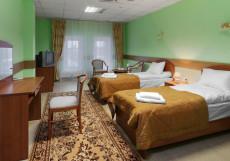 ХОСТЕЛ НА БЕЛОРУССКОМ | м. Белорусская Двухместный комфорт с одной кроватью