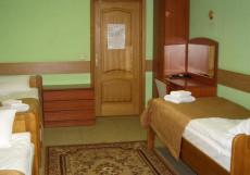 ХОСТЕЛ НА БЕЛОРУССКОМ | м. Белорусская Трехместный с основными удобствами и общей ванной комнатой