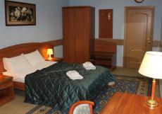 ХОСТЕЛ НА БЕЛОРУССКОМ   м. Белорусская Двухместный с одной кроватью и общей ванной комнатой