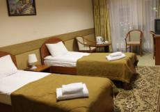 ХОСТЕЛ НА БЕЛОРУССКОМ   м. Белорусская Стандартный двухместный с двумя отдельными кроватями
