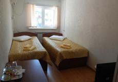 Ностальжи | г. Уссурийск | Парк Пекин | Сауна | Стандартный двухместный номер с 2 отдельными кроватями