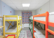 Поликарп | г. Миасс | Поликарповый пруд | Сауна | Односпальная кровать в общем номере для мужчин и женщин