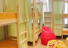 ХОСТЕЛ РУС-ПЕТРОВКА | м. Чеховская Койко-место в общем номере с 10 кроватями