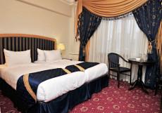 Москоу Холидэй Отель - Moscow Holiday Hotel (рядом с Экспоцентром) Двухместный номер бизнес-класса с 1 кроватью или 2 отдельными кроватями