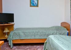 ЭЛИТА САНАТОРИЙ | г. Кисловодск | Лечение включено | СПА-комплекс | Бассейн Кровать в 2-х местном номере (лечение включено)