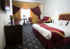 Moscow Holiday Hotel  (м. Полежаевская, недалеко от Экспоцентра) Студия (double / twin)