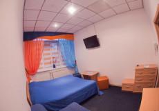 Райдер | г. Тургояк | Фитнес-центр | Сауна | Стандартный двухместный номер с 1 кроватью или 2 отдельными кроватями