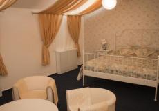 ДЕНИСОВСКИЙ ДВОРИК | м. Бауманская Улучшенный двухместный с одной кроватью