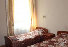 Волга | г. Мышкин | Набережная р. Волга | Парковка | Двухместный номер с 2 отдельными кроватями
