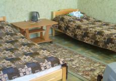 На Лесной | г. Мышкин | р. Волга | Сауна | Двухместный номер эконом-класса с 2 отдельными кроватями