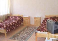 На Лесной | г. Мышкин | р. Волга | Сауна | Стандартный двухместный номер с 2 отдельными кроватями