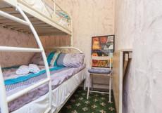 ВИНТЕРФЕЛЛ НА АРБАТЕ | м. Смоленская Бюджетный двухместный с двумя отдельными кроватями