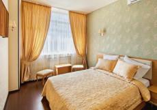 ОТЕЛЬ СИТИ | м. Текстильщики Стандартный двухместный с одной кроватью