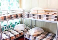 ВЕСНА | м. Бауманская Койко-место в общей спальне смешанного типа с 12 кроватями