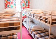 ВЕСНА | м. Бауманская Койко-место в общем восьмиместном номере для женщин