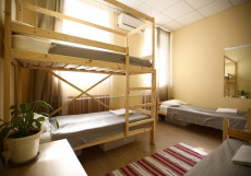 ХОСТЕЛ РУС-ПРОСПЕКТ МИРА | м. Рижская Койко-место в общем четырехместном номере для мужчин и женщин