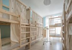 GREEN HOSTEL - Зеленый хостел (Временно Закрыт) Койко-место в общем десятиместном номере для мужчин и женщин