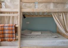 GREEN HOSTEL - БЕЛОРУССКАЯ | м. Белорусская Койко-место в общем 12-местном номере для мужчин и женщин