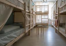 GREEN HOSTEL - Зеленый хостел (Временно Закрыт) Койко-место в общем десятиместном номере для женщин