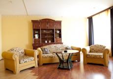 Отель Байкал - гостиница в Москве на м. Ботанический сад Полулюкс 2-комнатный