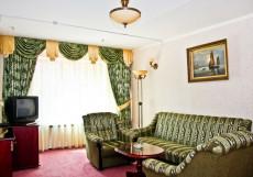 Отель Байкал Люкс с джакузи